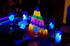 Ultra Violet Black Light LED Water Proof Strip+12v adaptor AC or DC plug GLOW