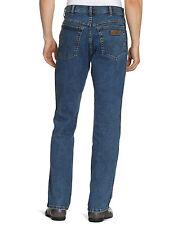 Wrangler® Texas Stretch Herren Jeans STONEWASH W12133010 Blau Hose