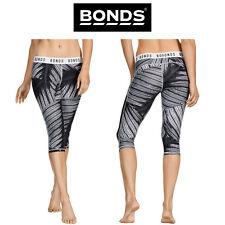 Womens Bonds Active Cropped Micro Legging Gym Pants Running Yoga 3/4 Leggings