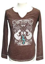 T Shirt Country Music Guitar Rock & Roll Western Line Dancing