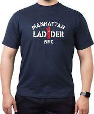 T-Shirt navy, LAD 1  DER  (1865) Manhattan NYC