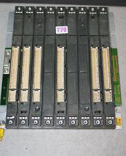Siemens Simatic s7 ur2 rack baugruppenträg él 6es7400-1ja01 - 0aa0 6es7 400-1ja01