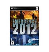 Emergency 2012 by Valusoft PC DVD Firemen Fire trucks