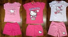 Hello Kitty Pyjama Shorty Set Gr. 98-104, 104, 110-116, 122-128, 134-140