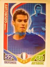 Match Attax World Stars - Yoann Gourcuff - Frankreich