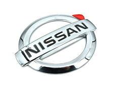 Genuine NUOVO NISSAN rear badge Boot EMBLEMA PRIMERA P12E Saloon tratteggio 2002-2007