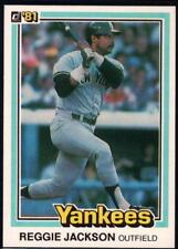1981 Donruss Baseball - Pick A Player - Cards 201-400