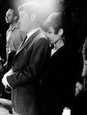 Peter O'Toole Audrey Hepburn Actors Retro BW Giant Print POSTER Plakat