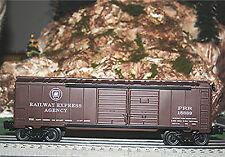 Lionel Pennsylvania PRR Double Door Boxcar Railway Express # 6-15889