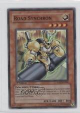 2009 Yu-Gi-Oh! 5D's 2 Starter Deck Base 1st Edition #5DS2-EN006 Road Synchron