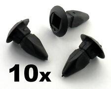 10x Skoda Kunststoffmutter Tülle für Stoßstange,Flügel,Rad Arches.,Verkleidungen