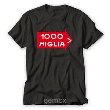 Mille 1000 Miglia T-Shirt Sz S - 5XL