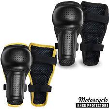 Conjunto De Motocicleta Protector De Rodilla Brace Support snowbaords Skate Mx Protección