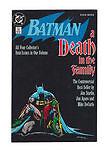 Batman: A Death in the Family (1988, DC) Jim Starlin & Jim Aparo 1st Print TPB