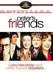NEW Peter's Friends (DVD, 2008)