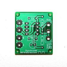 Synthrotek 555 Timer Oscillator PCB Printed Circuit Board