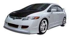 06-11 Honda Civic 4DR R-Spec Duraflex 5 Pcs Full Body Kit!!! 104539