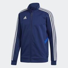 Adidas Tiro 19 Training Tracksuit Top Jacket Navy Blue White 100% Authentic