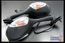 OEM L&R SUZUKI GSX-R 1000 GSXR1000 Black MIRRORS 2005 2006 2007 2008 2009 2010