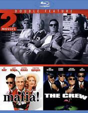 Mafia/The Crew (Blu-ray Disc, 2012) NEW! Richard Dreyfuss, Lloyd Bridges