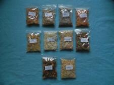 Resine & le gengive per stregoneria scegliere tra 10 a 20 grammi/50 GRAMMI e 100 grammo Pack