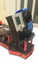 CLONE ZMR250 Telaio GoPro 3/4 o SJ4/5000 TPU Mount 20 gradi con Cinturino opzione