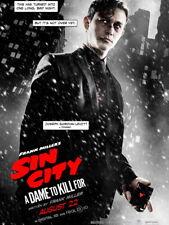Sin City A Dame to Kill For Joseph Gordon-Levitt HUGE GIANT PRINT POSTER