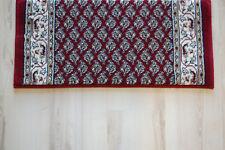 Alfombra De Pasillo ragolle ME Rojo 66cm Ancho (Largo 100-395cm según Medida)