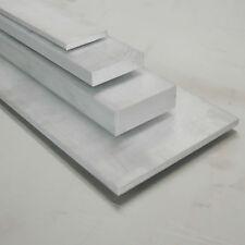 ALLUMINIO ASTE PIATTE 50X6mm lunghezza a scelta Materiale alcucgpb
