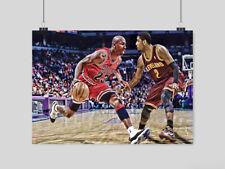 MICHAEL JORDAN BASKETBALL POSTER NBA LEGEND ICON ABSTRACT ART A3 A4 SIZE