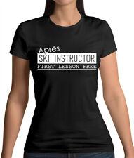 Ski d/'Instructeur Powder MONKEEZ UK Hoodie Hoody Birthday Poison Ski Ski Snowboard
