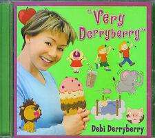 Debi Derryberry SEALED NEW CD Very Derryberry 2007 Jimmy Neutron