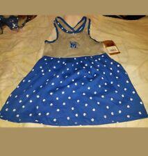 NCAA Memphis Tigers Rivalry Threads 91 Toddler Girls Dress [New]