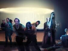 Mos Eisley Cantina Obi-Wan Kenobi Star Wars Movie Art Giant Wall Print POSTER