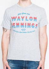 Waylon Jennings God Guns Waylon Singer America Band Guitar Classic T Tee Shirt