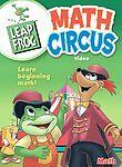 Leap Frog - Math Circus Video (DVD) READ DETAILS FIRST Learn Beginning Math