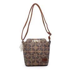 Ladies New CrossBody Messenger Bag Women Shoulder Bag Handbags Cork Bags Quilted