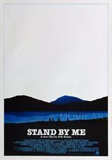 STAND BY ME MOVIE POSTER FILM A4 A3 ART PRINT CINEMA BLUE