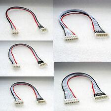 JST-EH Balancer Verlängerung Adapter Kabel 2S 3S 4S 5S 6S Robbe Kokam Lipo Akku