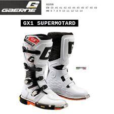 Stivali SUPERMOTARD moto GAERNE GX1 SUPERMOTARD white bianco 2187004