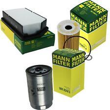 Homme-Filtre d'Inspection Set Filtre à Huile Filtre à Air Carburant Filtre corne - 9684662