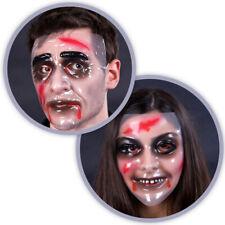 Transparente Zombiemaske Horror Monstermaske Monster Zombie Maske Halloweenmaske