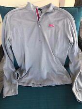 Ole Miss Rebels Women's Levelwear Pacer 1/2 Zip Jacket NEW $70 SRP