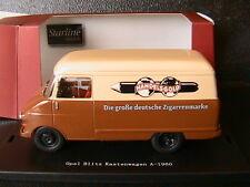 OPEL BLITZ KASTENWAGEN A 1960 HANDELSGOLD STARLINE 530514 1/43 DIE GROSSE