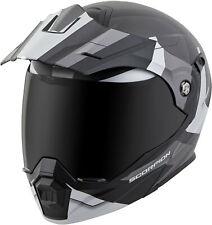 Scorpion EXO-AT950 Neocon Dual Pane Snow Helmet Silver
