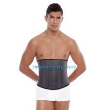 Sport Waist Cincher for Men Fajas Colombianas AM 2031 Men Latex Abdomen Training