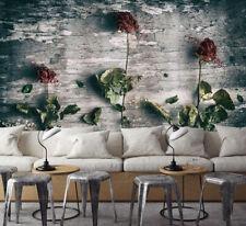 3D Jasmin 3 Photo Papier Peint en Autocollant Murale Plafond Chambre Art