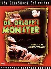 Dr. Orloffs Monster, Hugo Blanco, Agnes Spaak, Perla Cristal, DVD
