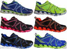 Damen Sport Schuhe Turnschuhe Sneaker Neon Gr.36 - 41 Art.-Nr.5538