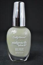 Sally Hansen Nailgrowth Miracle Nail Color Polish You Pick One